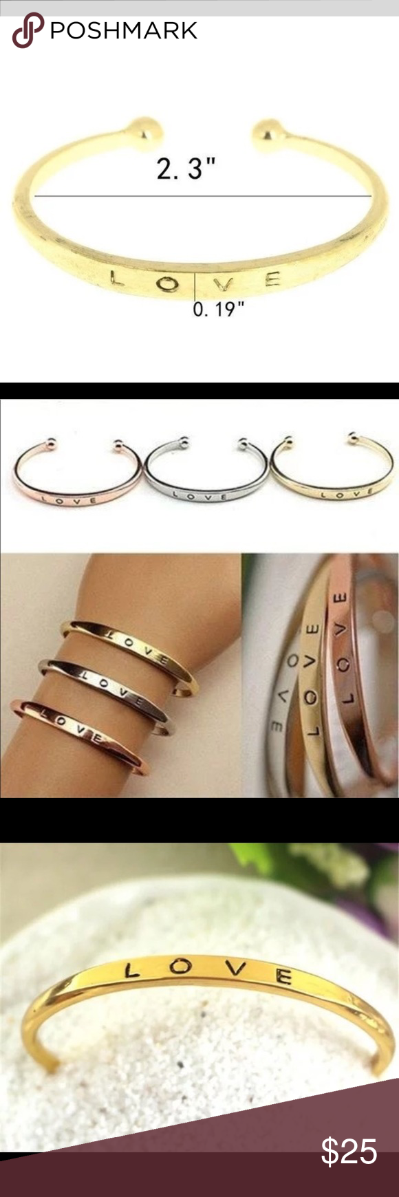 live message by love bangle james lauryn original silver laurynjames laugh product bangles