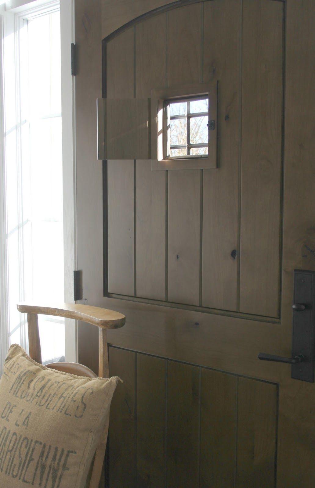 Rustic Knotty Alder Exterior Door With Walnut Finish, Operable Speakeasy,  Clavos, And Bronze