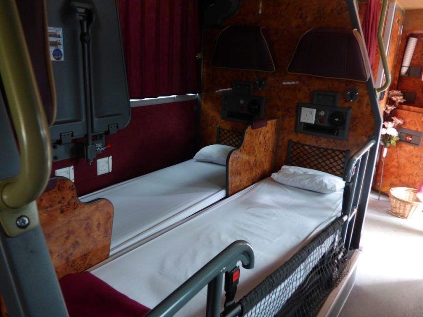 Megabus Gold Sleeper Service Review - London to Edinburgh