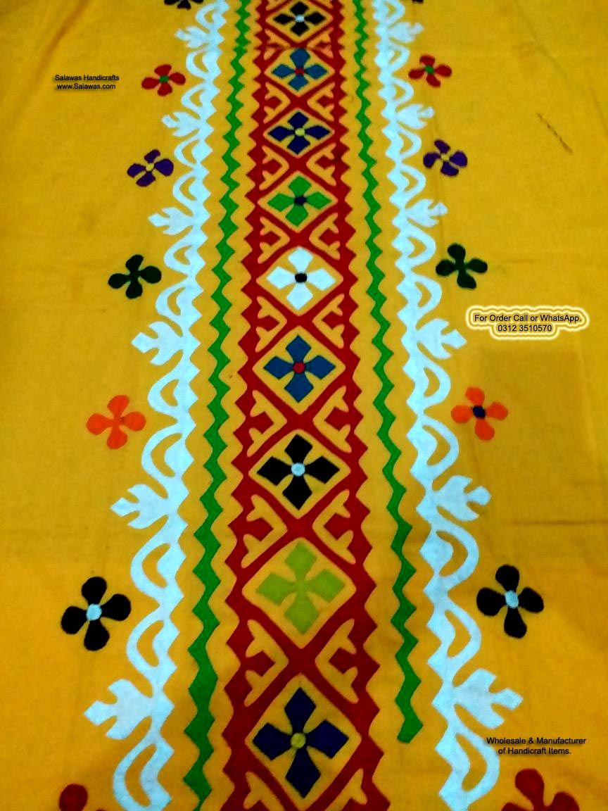 The Best Designs Of Sindhi Embroidery Shirts Of Pure