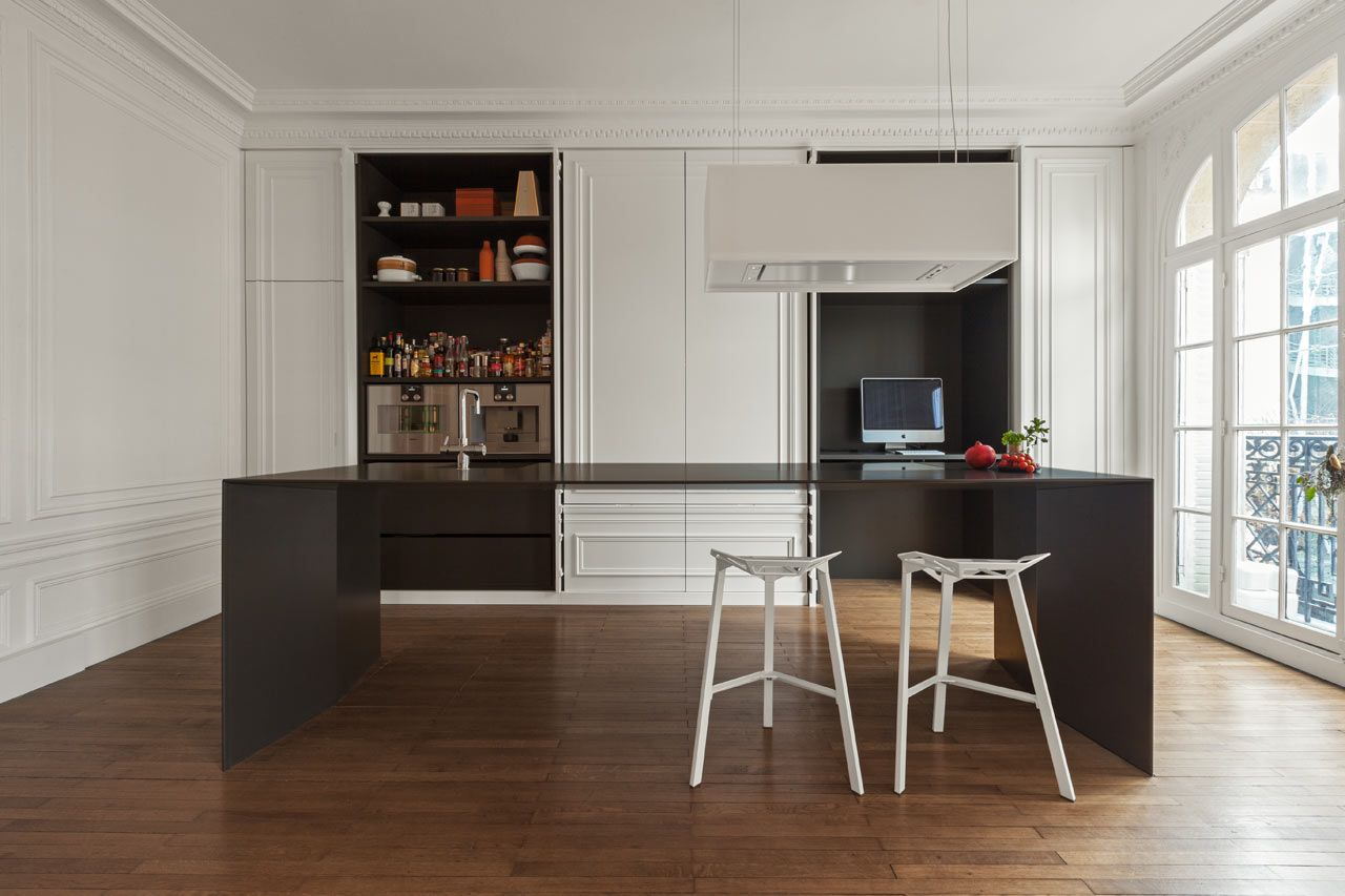Invisible kitchen i29 interior architects 3 küche pinterest