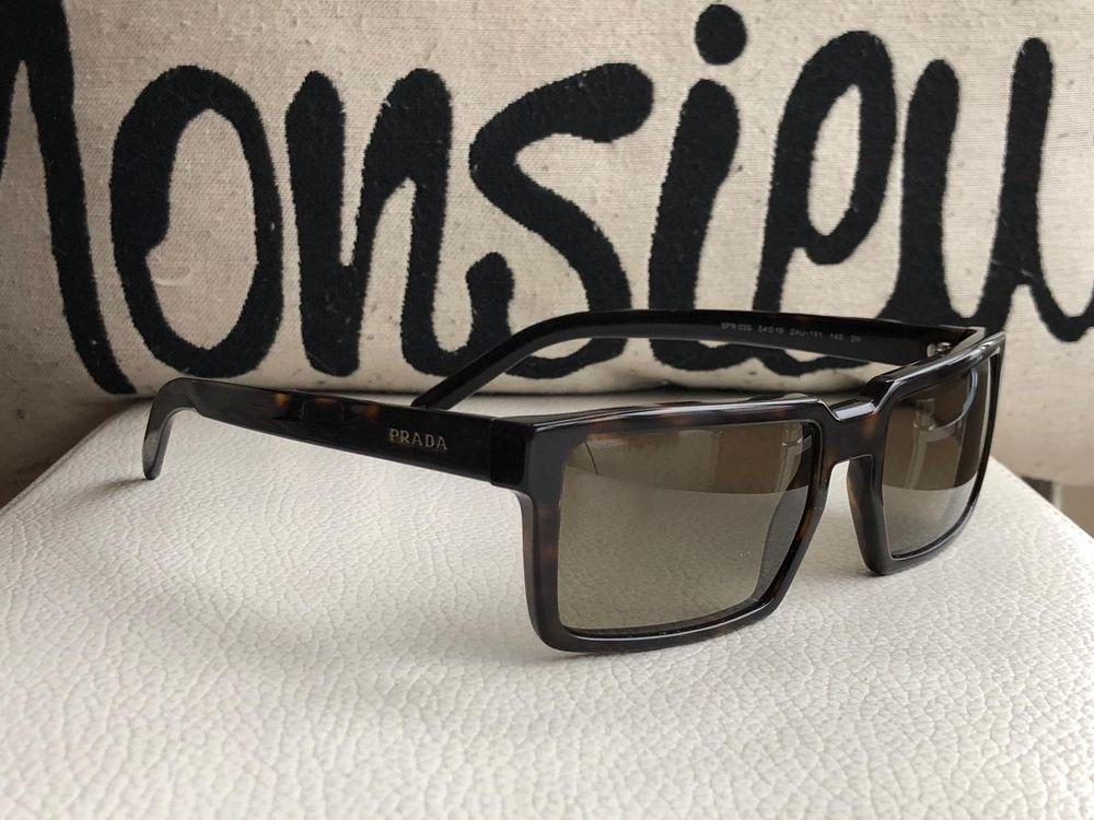 7ab58f7bd28 PRADA SPR 03S 2AU-1X1 Rectangular Sunglasses  fashion  clothing  shoes   accessories  unisexclothingshoesaccs  unisexaccessories (ebay link)