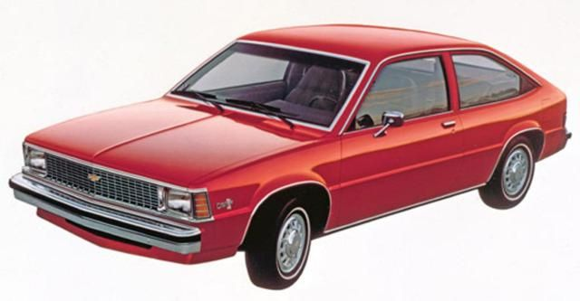 Ugliest Cars Of The Last Five Decades Chevrolet Cars Gm Car