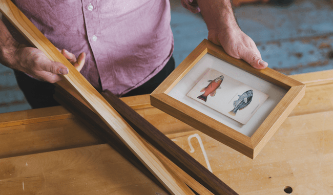 FRAMEBRIDGE Custom framing | Framing | Pinterest | Custom picture ...