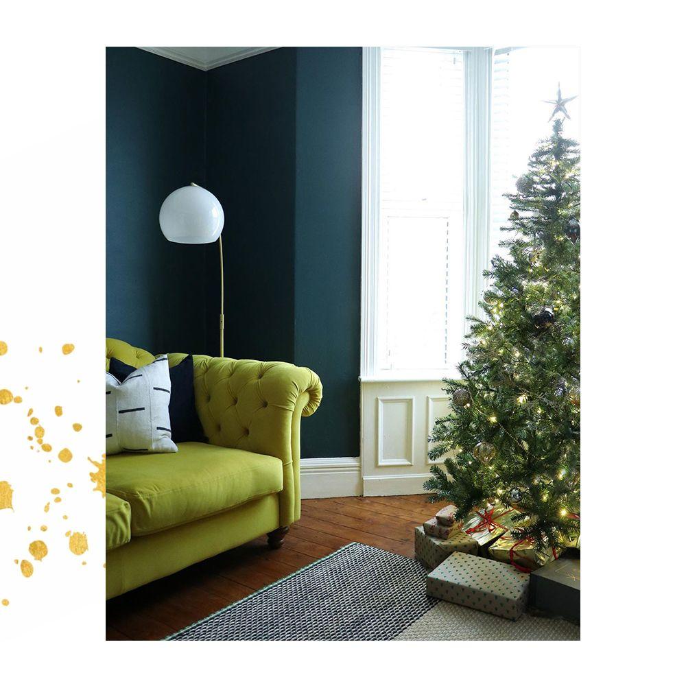 43++ Deep blue spruce valspar ideas