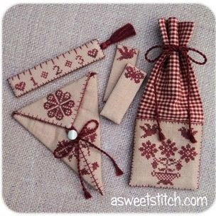 Cross Stitch Finishing Specialty & Other Page - A Sweet Stitch