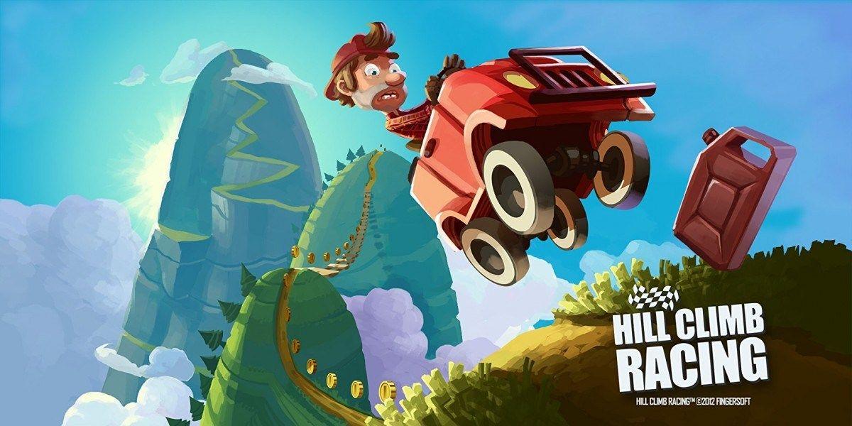 تحميل لعبة هيل كليمب ريسنج Hill Climb Racing للاندرويد