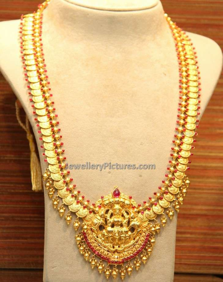 Long Gold Malabar Collections Men Chains