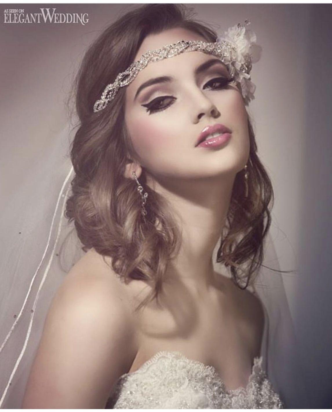 Old Hollywood Makeup Hair By Katerina Rapoport Inc Old Hollywood Makeup Hollywood Makeup Bridal Makeup