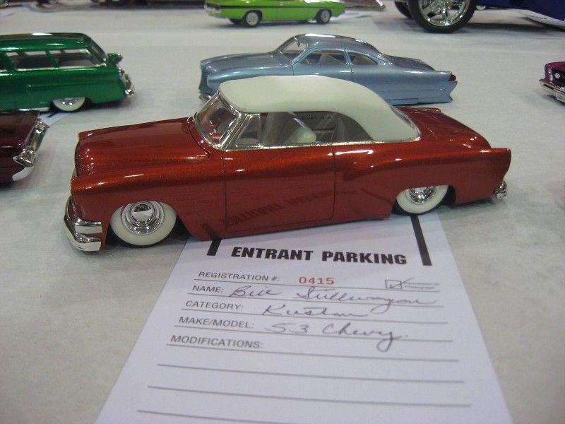 53 Chevy Tudor Convertible | Models | Pinterest | Model car, Models ...