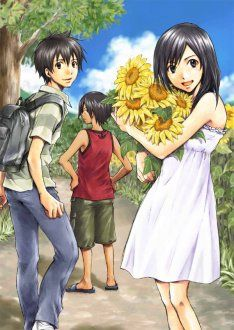 Summer Wars Love The Movie And Manga Its Just Awesome Facebook Tabacamagno