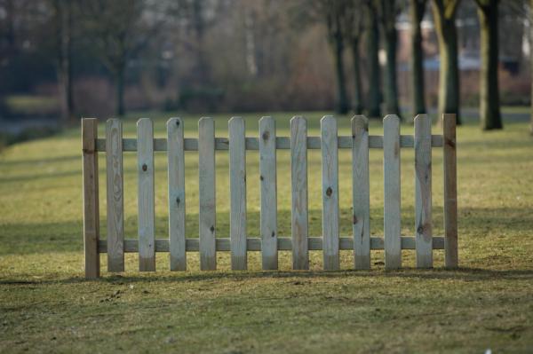 Super Houten hekwerk zelf maken | Steigerhout Hekken in 2019 - Fence @PQ84