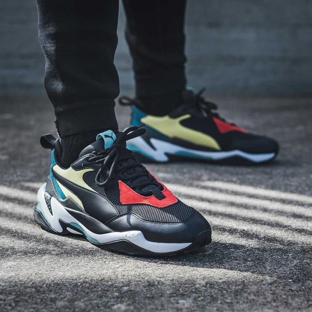 391ef2e61f5 PUMA Thunder Spectra | PUMA in 2019 | Puma sneakers shoes, Sneakers ...