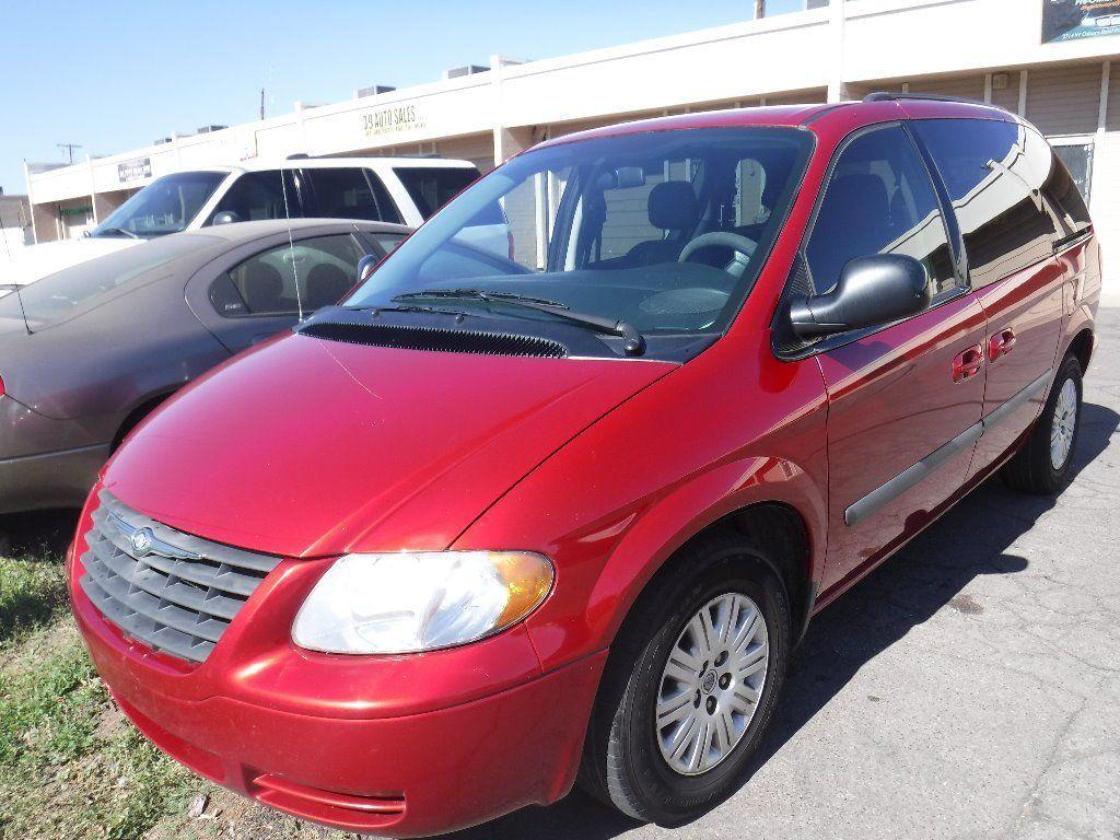 Arizona Select Rides 2007 Chrysler Town And Country Van