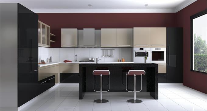 Bonito Diseño De Cocina Modular Indio Ideas - Ideas de Decoración de ...