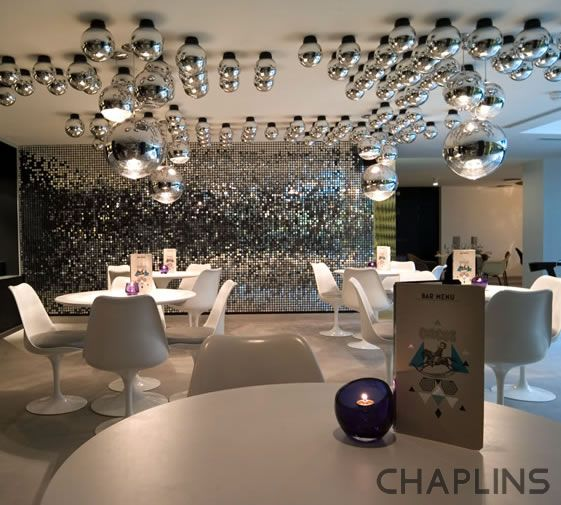 Circus Restaurant And Bar Designed By Tom Dixon Chaplin S