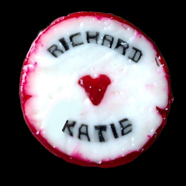 Named Wedding Rock Sweets To Impress Your Guests Http Www Therockpeople