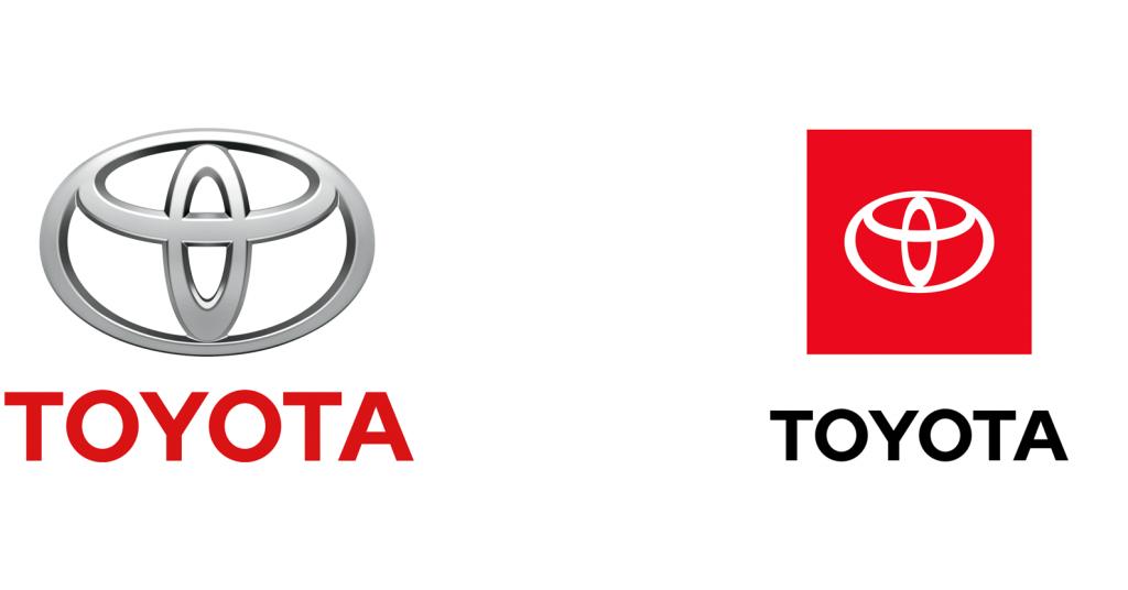 Red Square To The Rescue Identity Logo Toyota Logo Logo Redesign