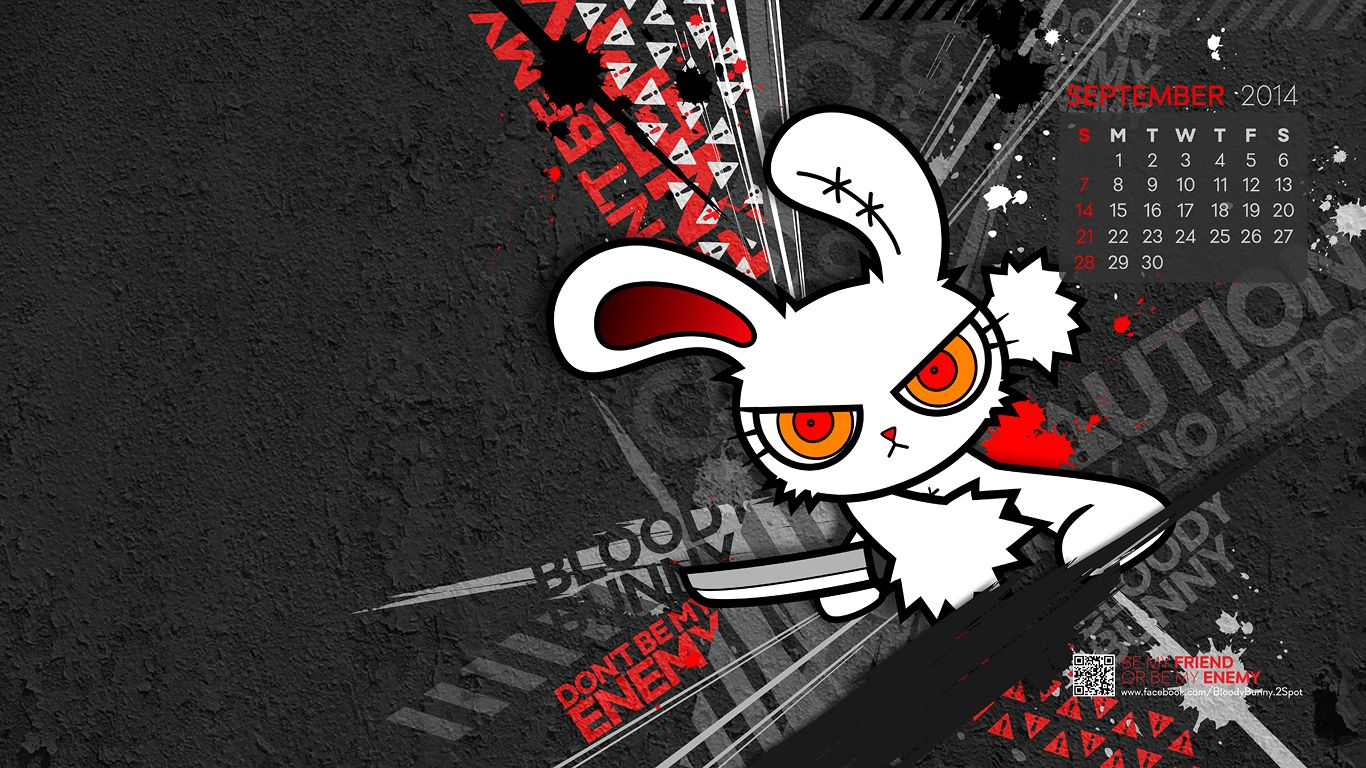 Pin On Bloody Bunny