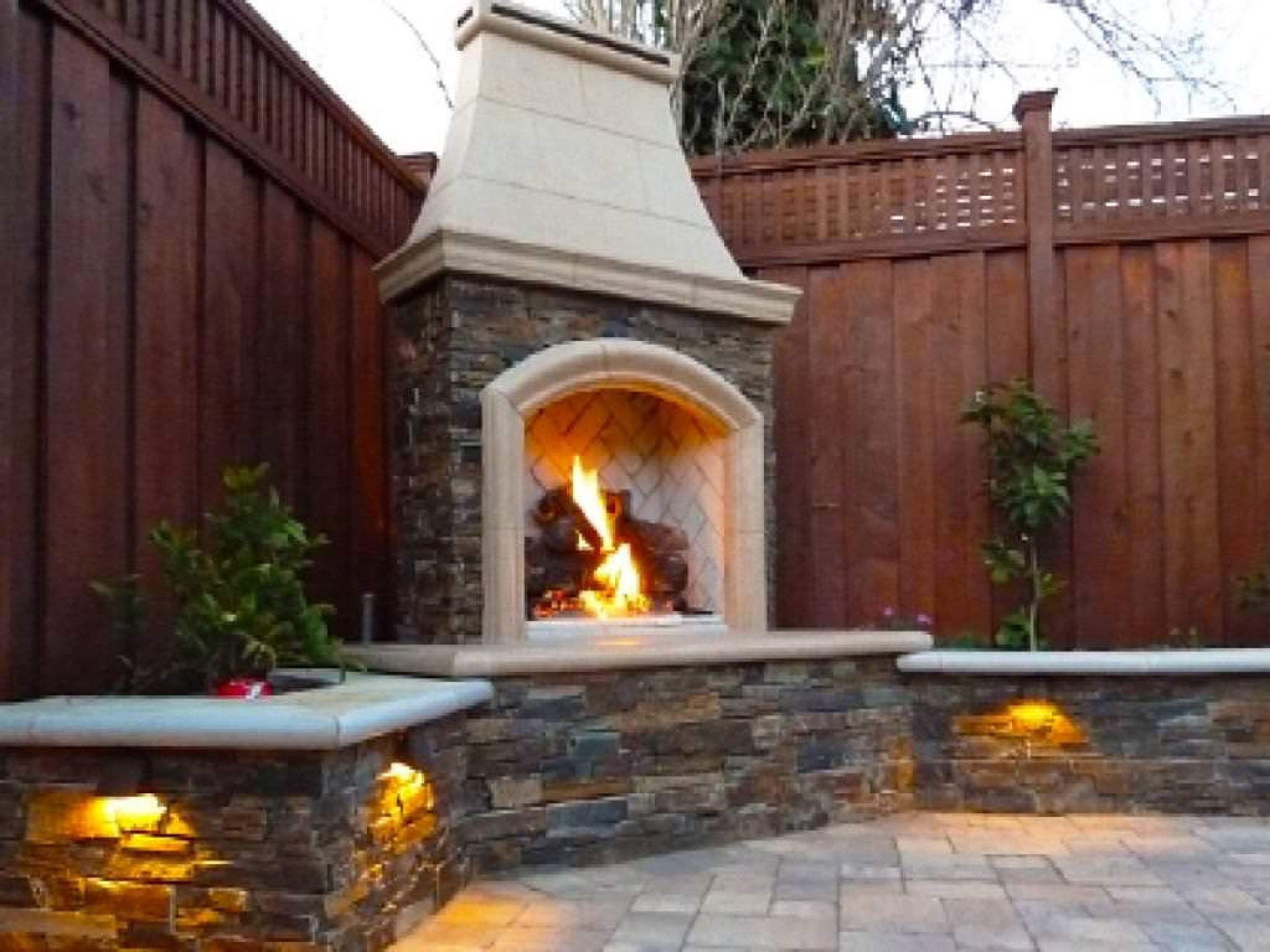 simple outdoor fireplace designs lowes paint colors on lowes paint colors interior id=51182