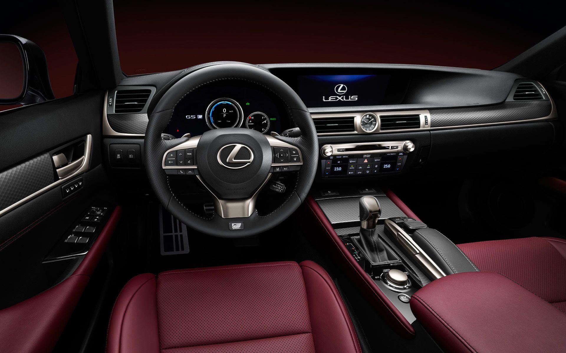 2016 Lexus Gs Ken Shaw Lexus New Lexus Luxury Car Interior Lexus Sport