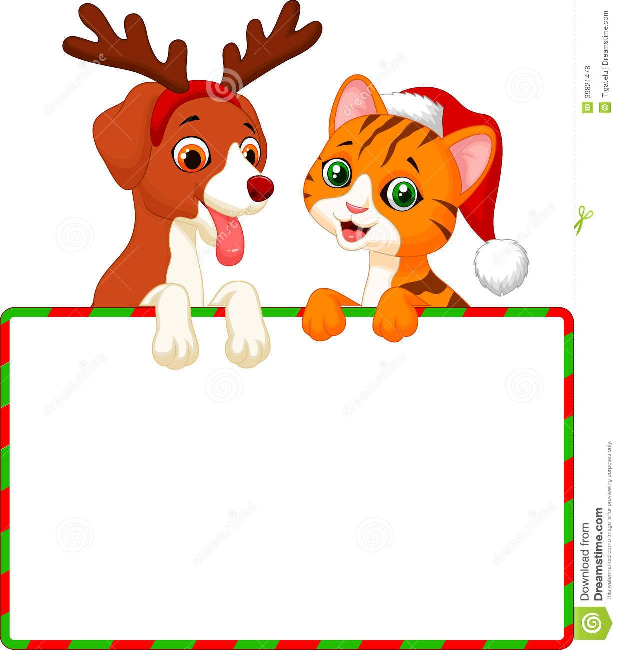 free dog and cat christmas clip art cartoonview co rh cartoonview co Glasses Funny Christmas Clip Art Christmas Dog Clip Art