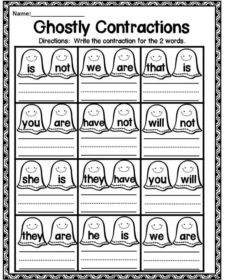 Halloween Halloween Worksheets Classroom Activities Elementary Halloween Classroom Activities Halloween worksheets 2nd grade