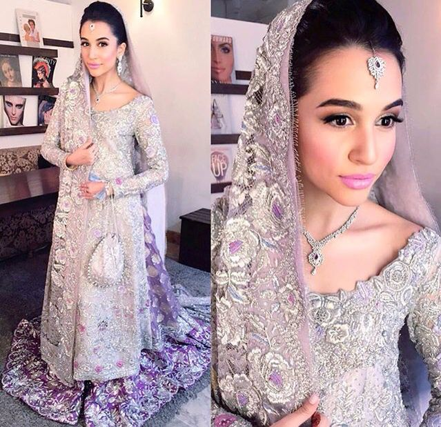 Beautiful Dress Made By One And Only Farah Talib Aziz Top