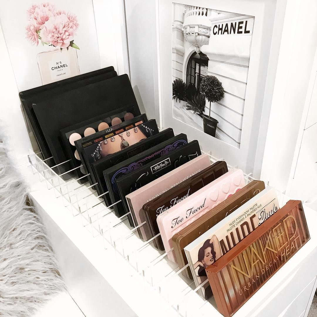 27 Cute Makeup Storages For Small Bedrooms Makeup Storage