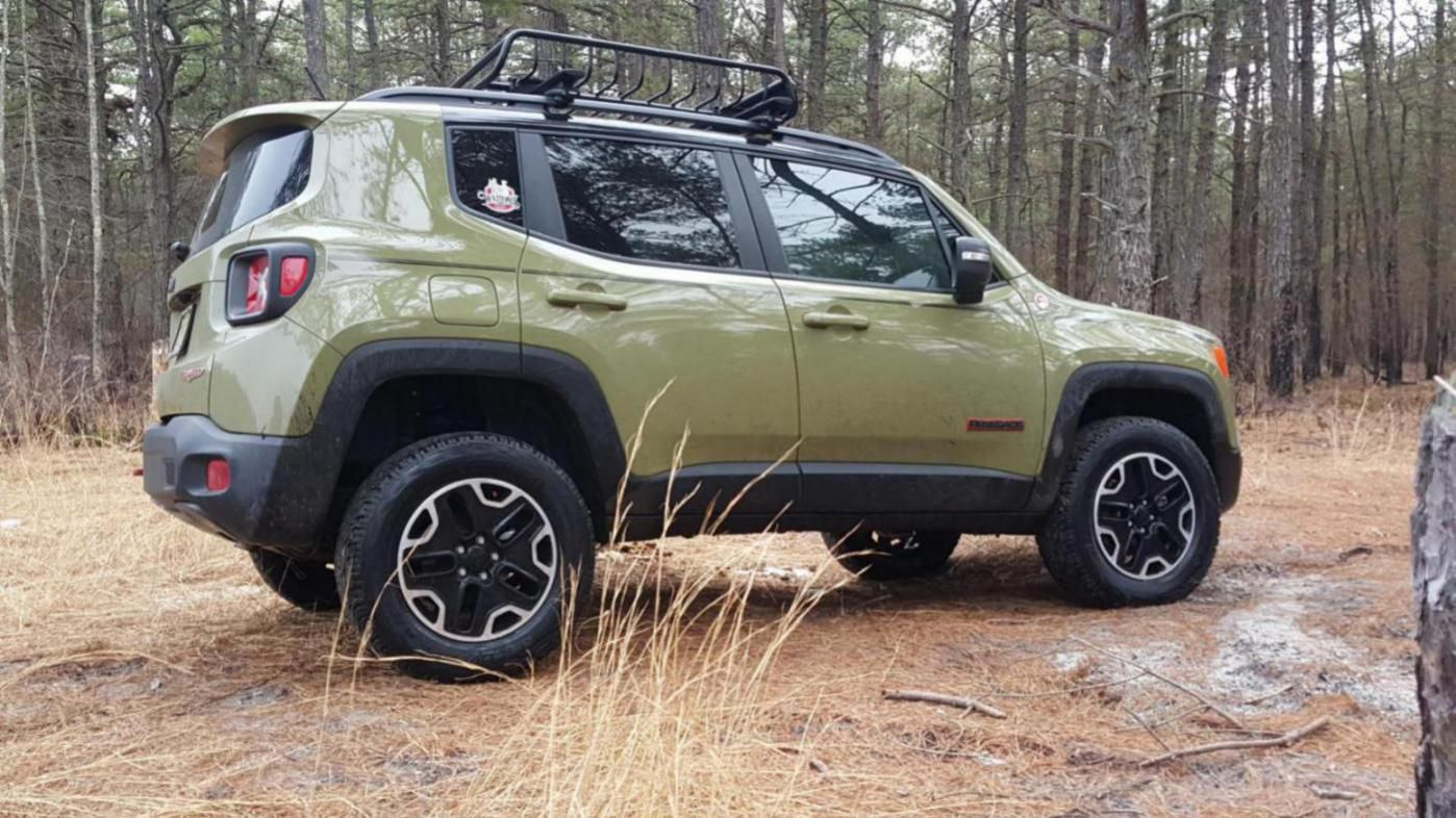 Jeep Renegade Lifted >> Jeep Renegade Th With Daystar Lift Kit Installed Www