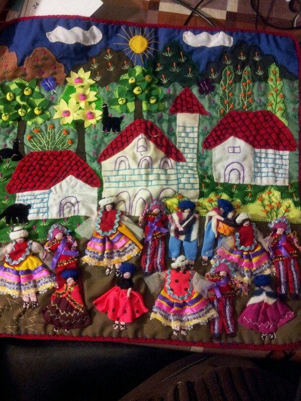 El Pueblo El Salvador Dorm Art El Salvador Food Vintage