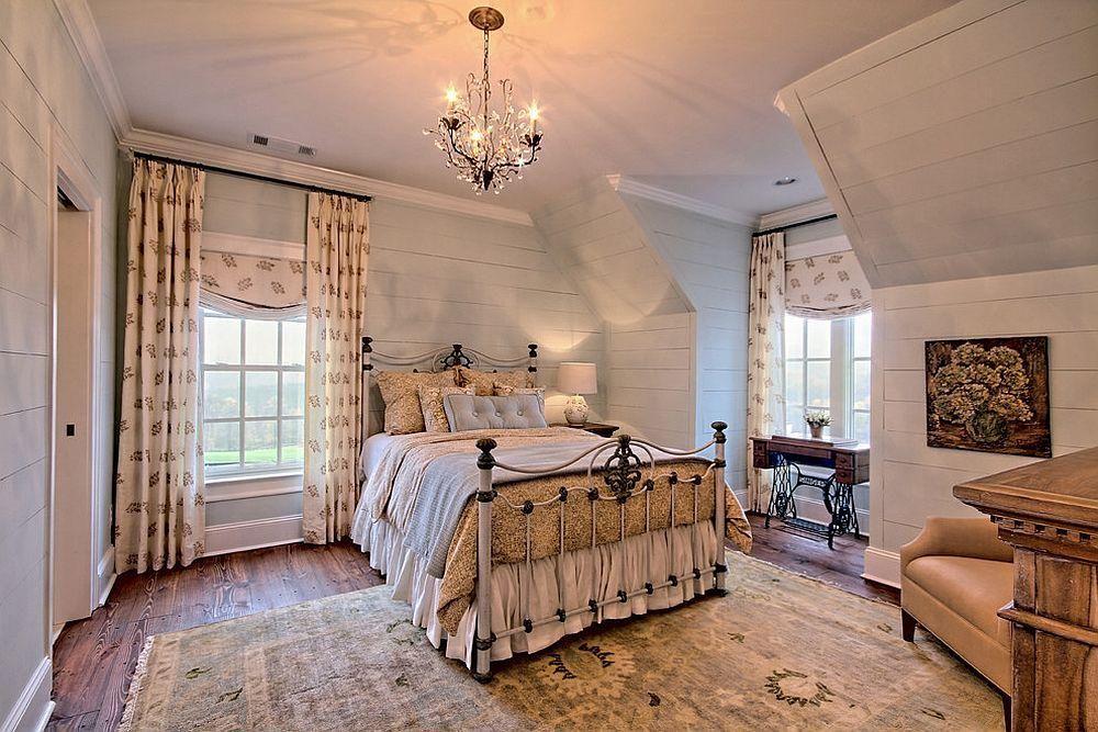 Comment créer la chambre rustique moderne parfaite #chambre #comment ...