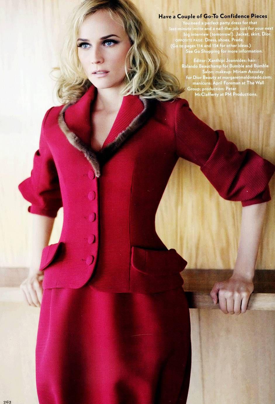 Glamour magazine sept womenus fashions pinterest glamour