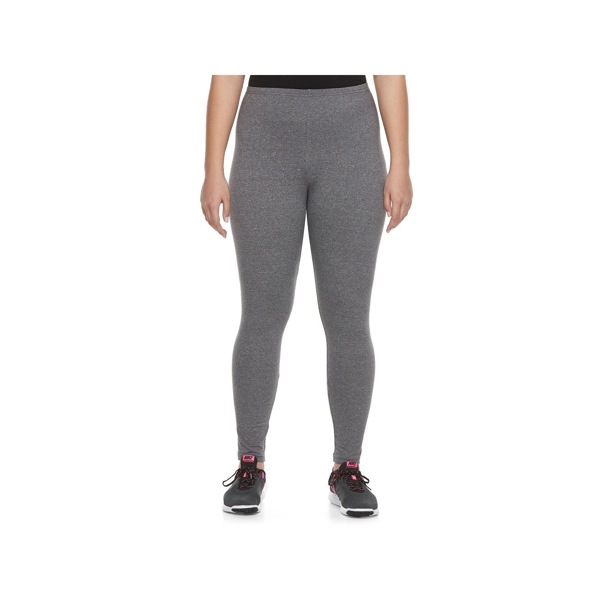 6de3de96f96c12 Juniors' Plus Size SO® Long Leggings | Products | Junior plus size ...