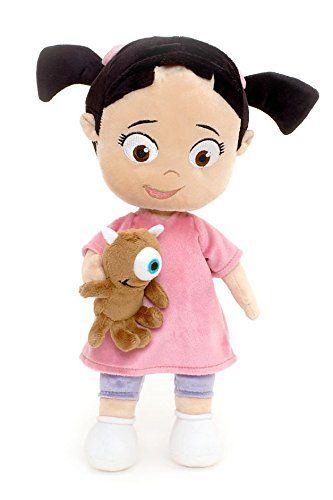 Offizielle Disney Monsters Inc 33cm Boo Mit Plüschtier Teddy Soft