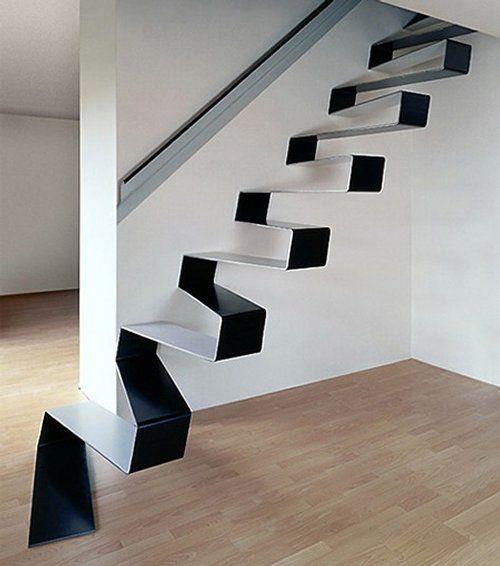Déco Cage Escalier 50 Intérieurs Modernes Et Contemporains: Top 50 Des Escaliers Vraiment Beaux Et Originaux