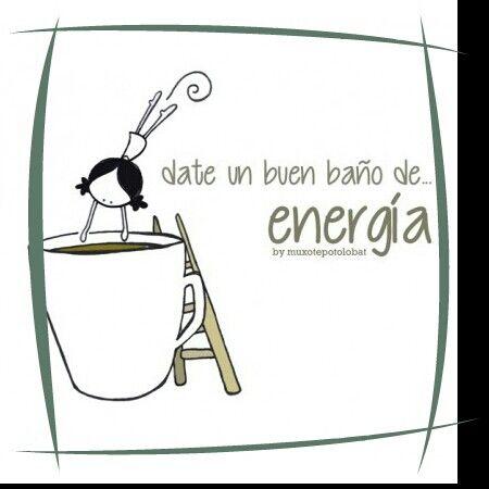 """Es hora de un rico café... que nos #brinda energía. Que esa #energía la usemos haciendo nuestro #deber ...porque """"Cuando el #hombre concentra toda su energía en el cumplimiento del deber, se acerca a #Dios """""""