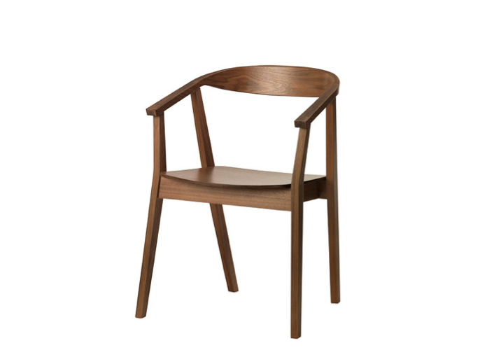 10 easy pieces wood dining chairs for under 200