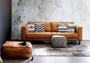 Bruine Leren Bank.All Time Classic De Bruin Leren Bank I Love My Interior