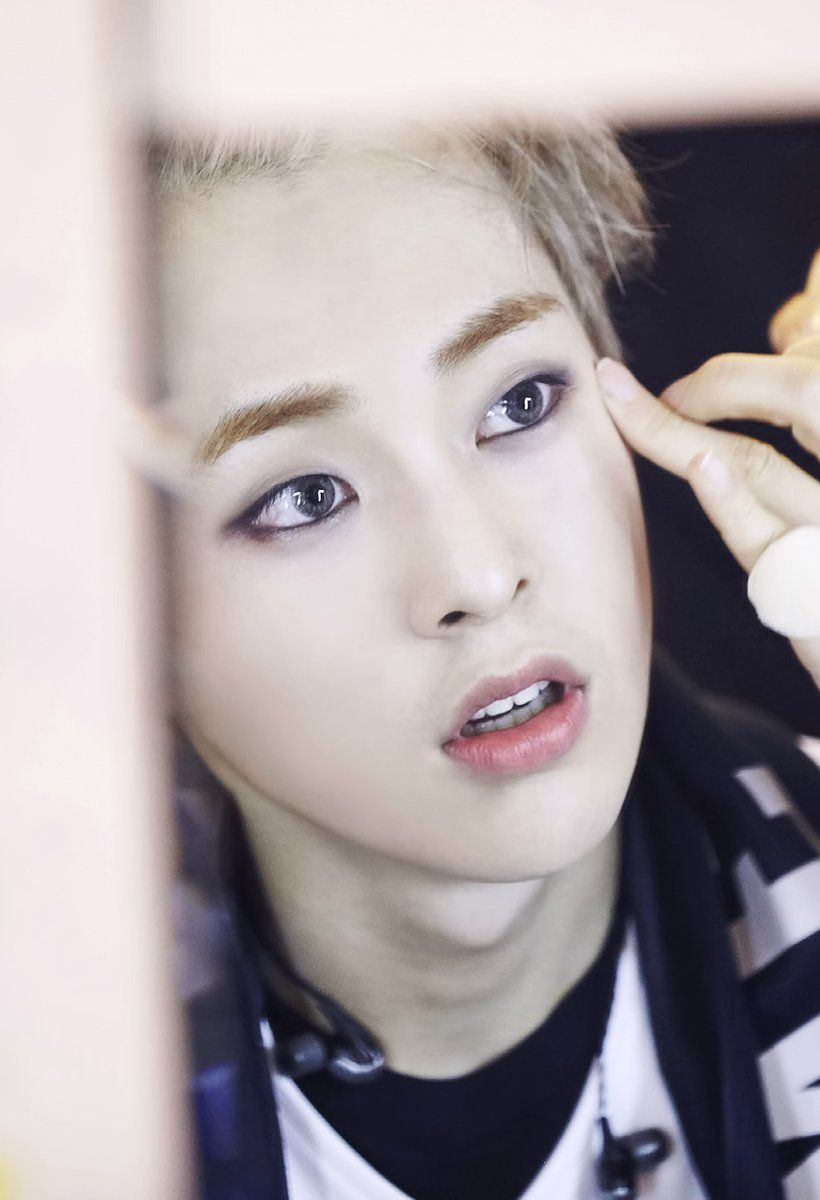 xiumin exo when i saw this i just melted and screamed and