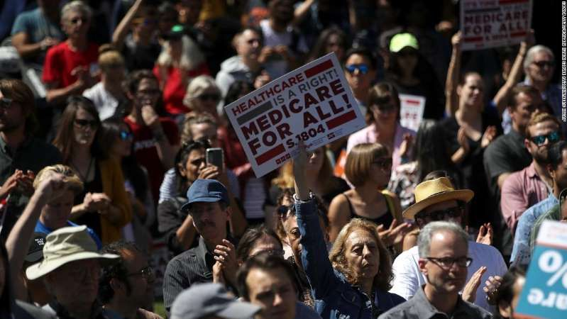 Medicare For All Makes A Lot Of Sense Politics News Health