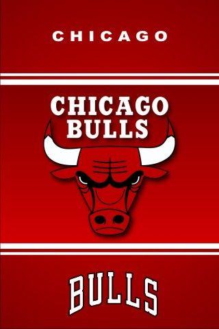 Images Of The Chicago Bulls Logo Chicago Bulls Iphone Wallpaper