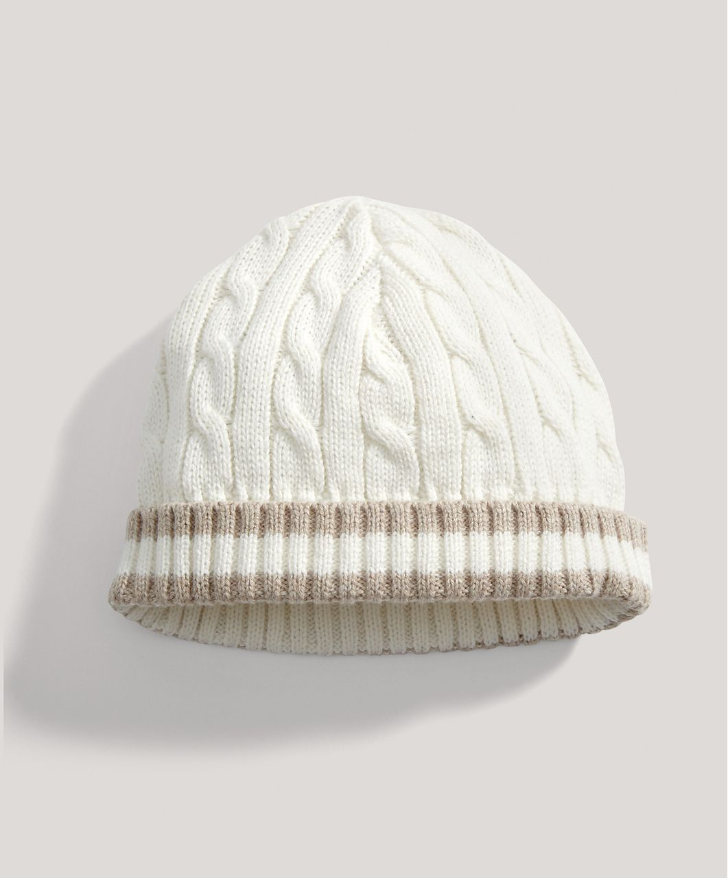 Unisex Welcome To The World Knitted Cable Hat - Accessories - Mamas ... 3a40823457ae