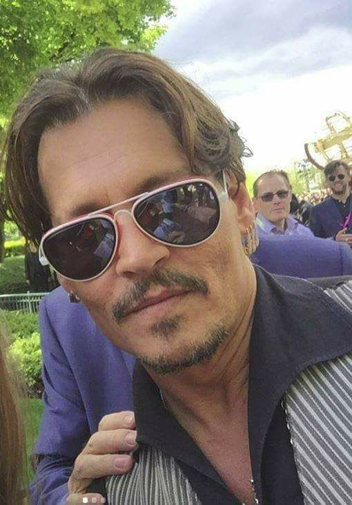 Paris France POTC 5 Premiere May 14, 2017
