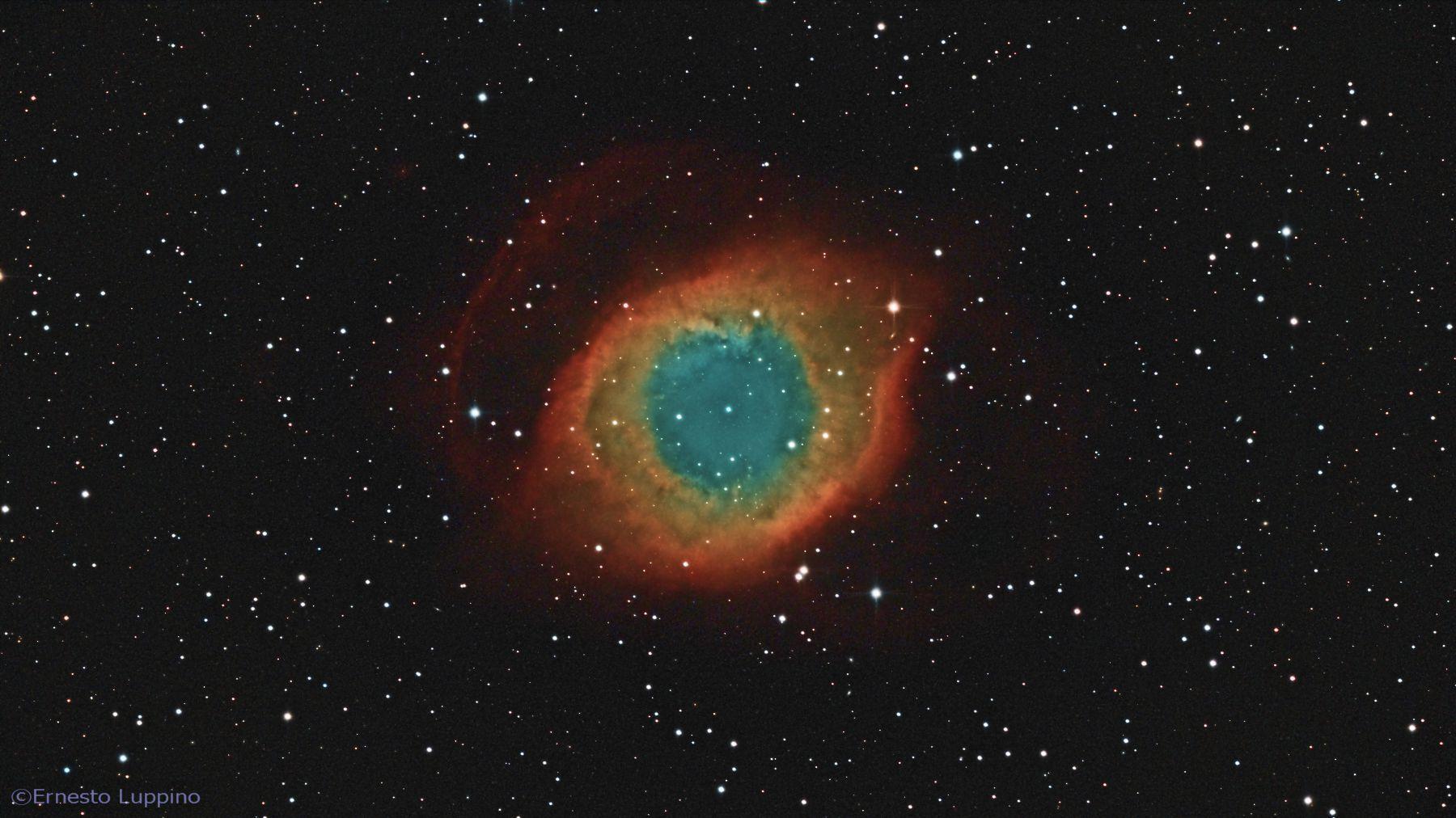 """Helix Nebula """"God's Eye"""" Nebulosas, Galerías"""