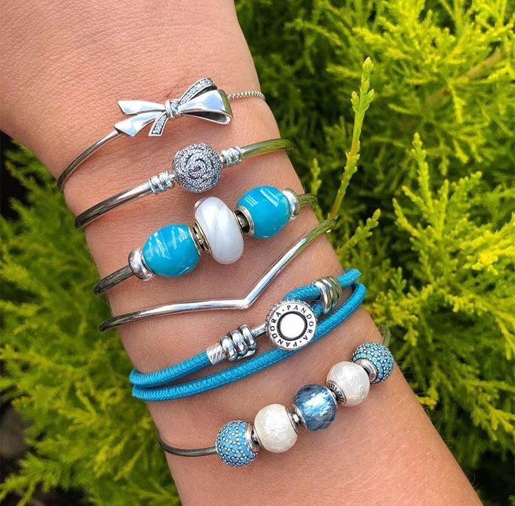 Follow and comment everything's we can get for u #fashion #pandora #pandorajewelry #pandorabracelets #pandorareflexions #pandorarings #braclet #blue #womensfashion #ladystyle