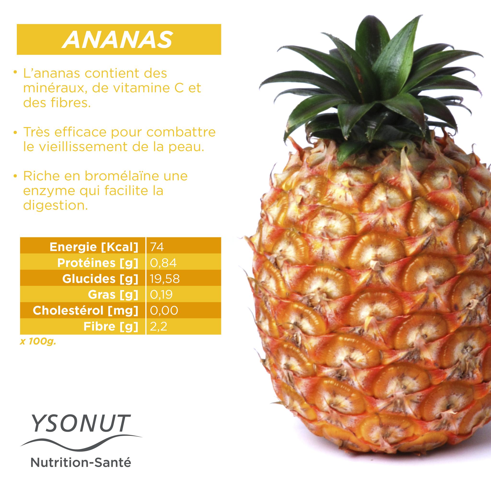 L\'#Ananas, on en raffole ! Connaissez-vous tous les #bienfaits de ce ...