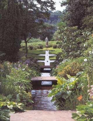 Shute House Water Features In The Garden Landscape Design Garden Design