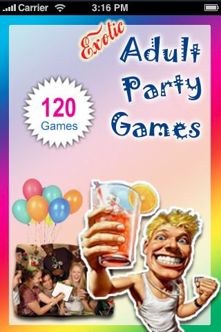 Games to play at pleasure parties