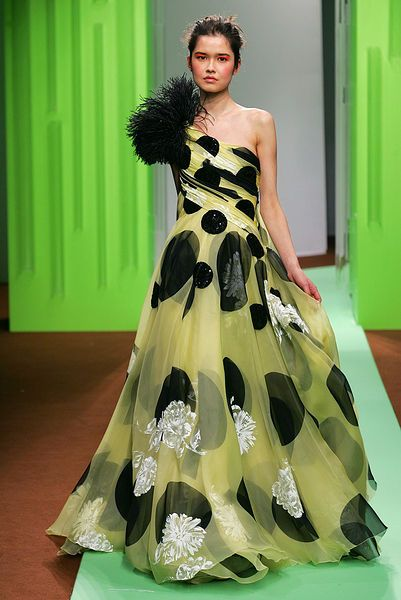 Georges Chakra spring 2008